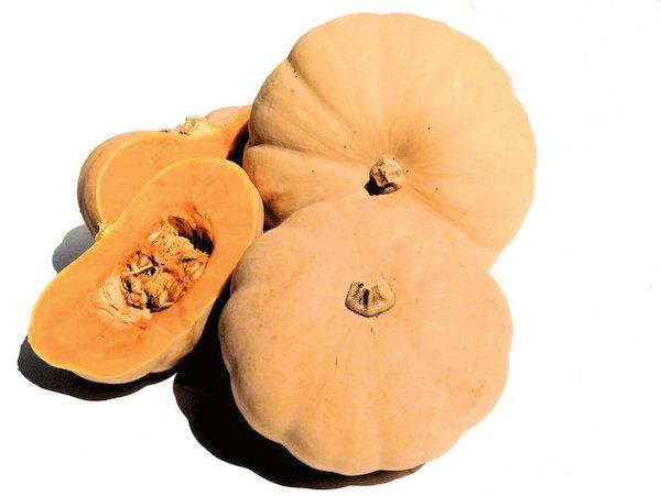 Organic Pumpkin Amber Sweet